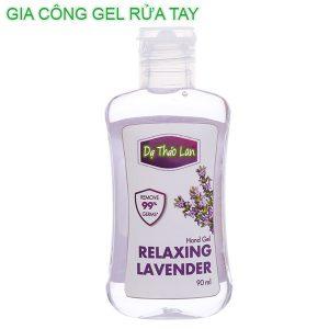 Gia công gel rửa tay/ Gia công hóa mỹ phẩm độc quyền chính hãng