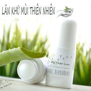Gia công lăn khử mùi thiên nhiên/ Gia công mỹ phẩm, lăn khử mùi trọn gói, theo yêu cầu