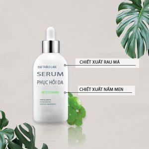 Gia công serum phục hồi da/ Gia công mỹ phẩm, serum ngăn kích ứng da