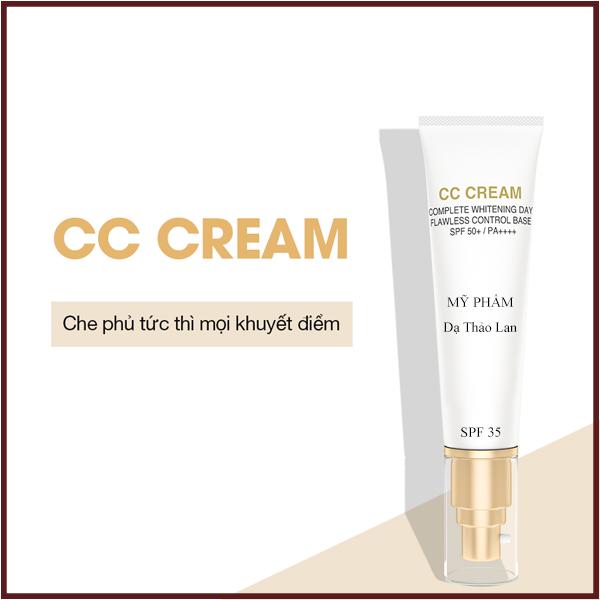 gia công CC cream, gia công mỹ phẩm, sản phẩm make up trọn gói