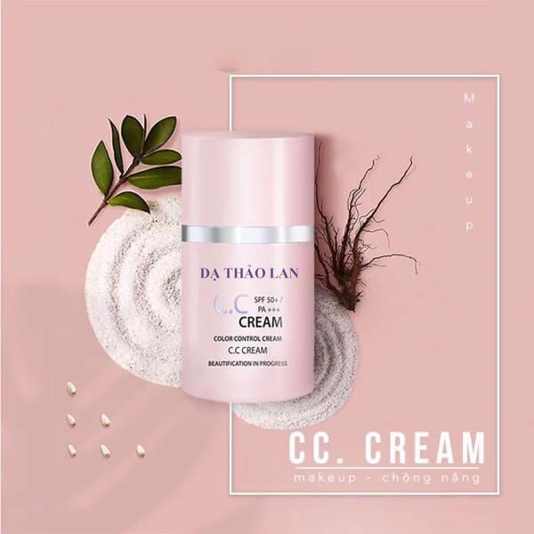 gia công CC cream, gia công mỹ phẩm, sản phẩm make up