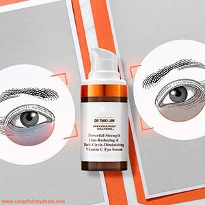 Gia công serum dưỡng da vùng mắt
